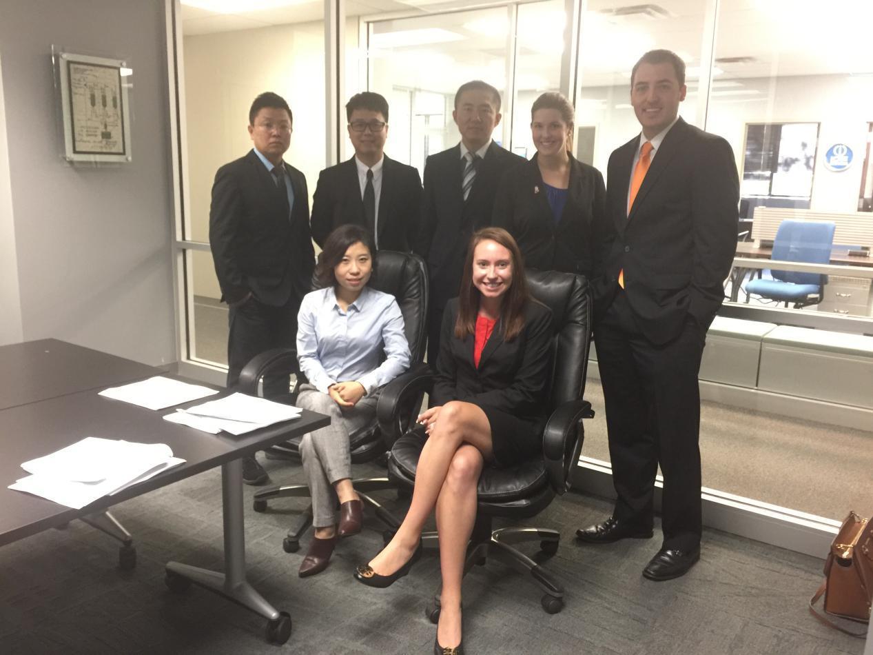中山大学管理学院MBA教育中心第五届MBA国际咨询项目在美国圆满