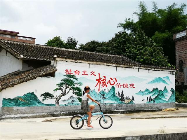 中山大学MBA义工团清远市新平村公益慰问行顺利开展